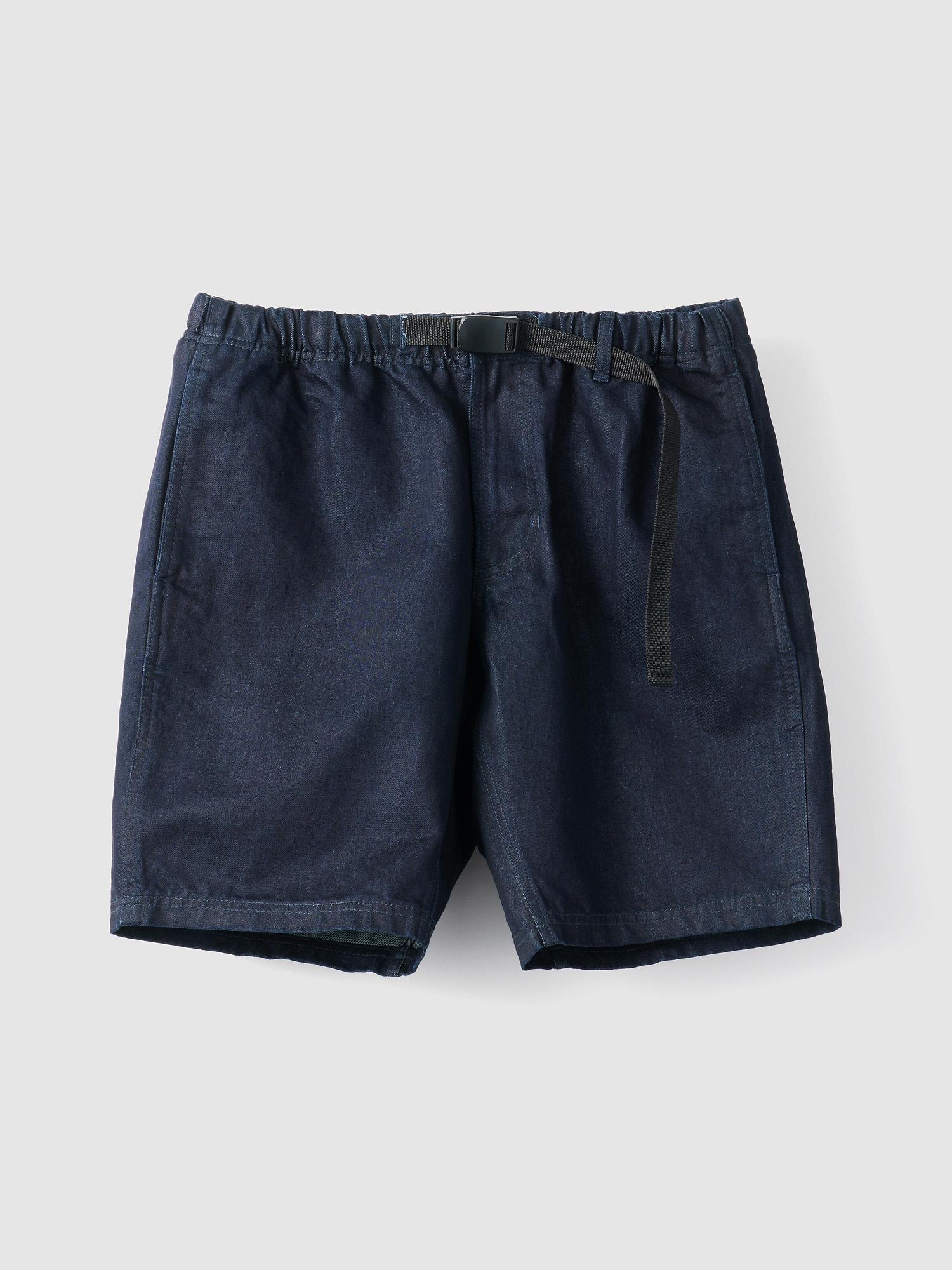 Mens 10.5oz DENIM CLIMB SHORT PANTS