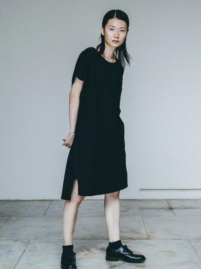 Women's COMFORT DRESS TUNIC T-SHIRTのサムネイル1