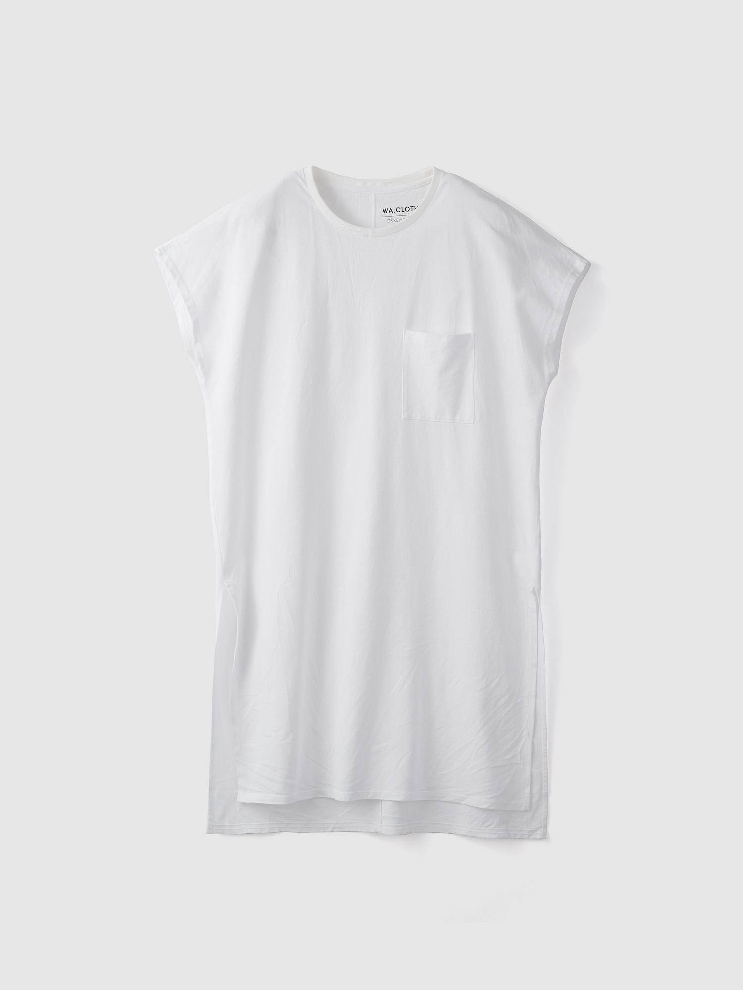 Women's COMFORT DRESS TUNIC T-SHIRTのサムネイル2