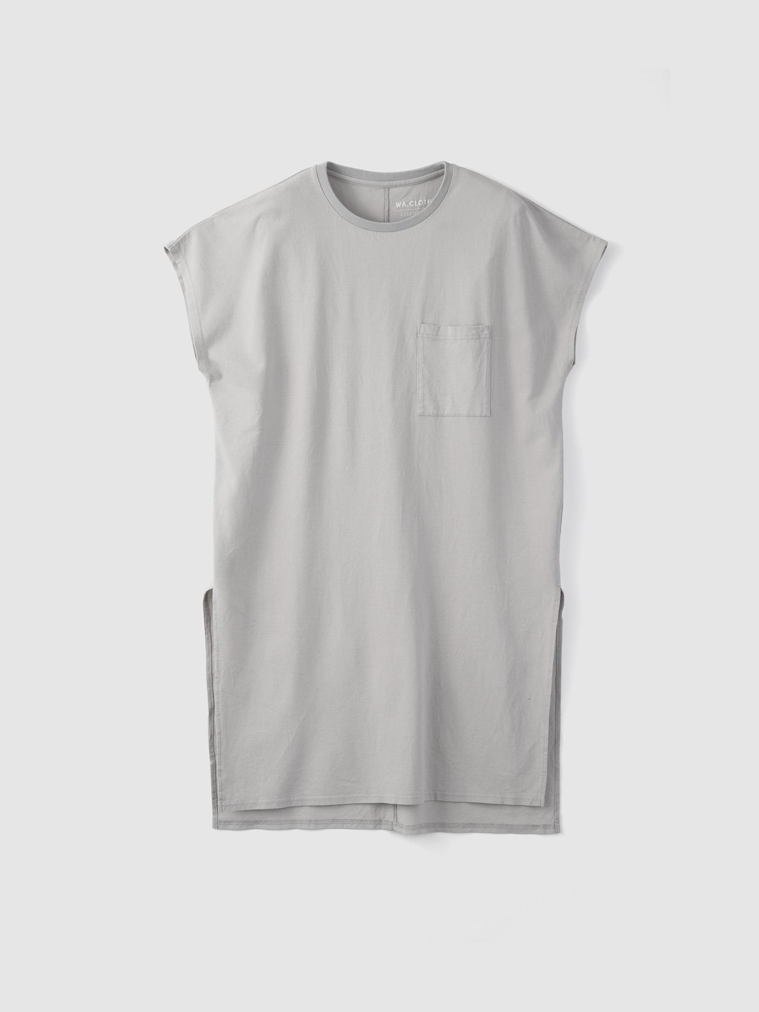 Women's COMFORT DRESS TUNIC T-SHIRTのサムネイル3
