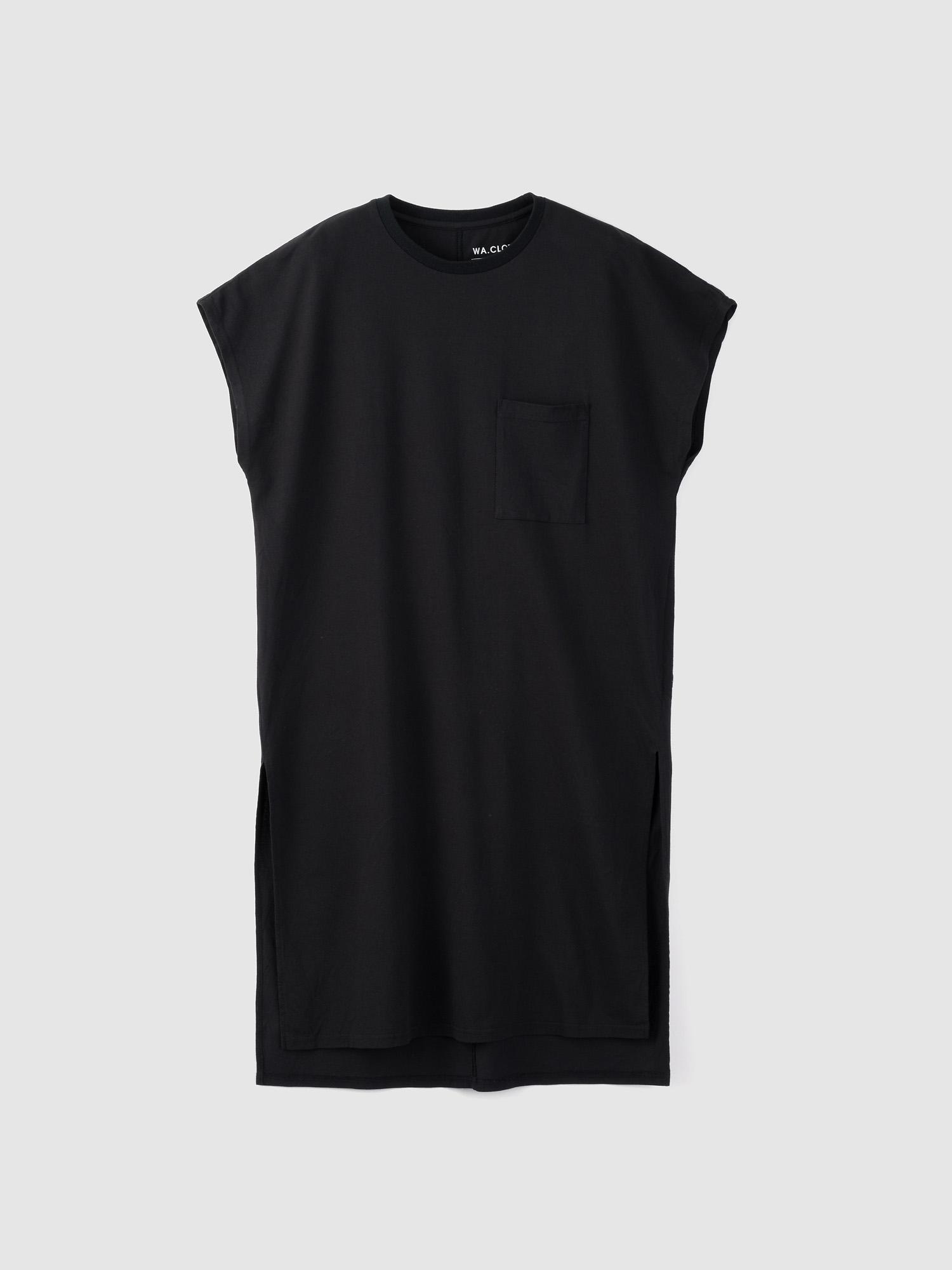 Women's COMFORT DRESS TUNIC T-SHIRTのサムネイル0