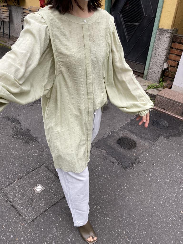 Mens 10.5oz DENIM CLIMB BAKER PANTSの着用画像4