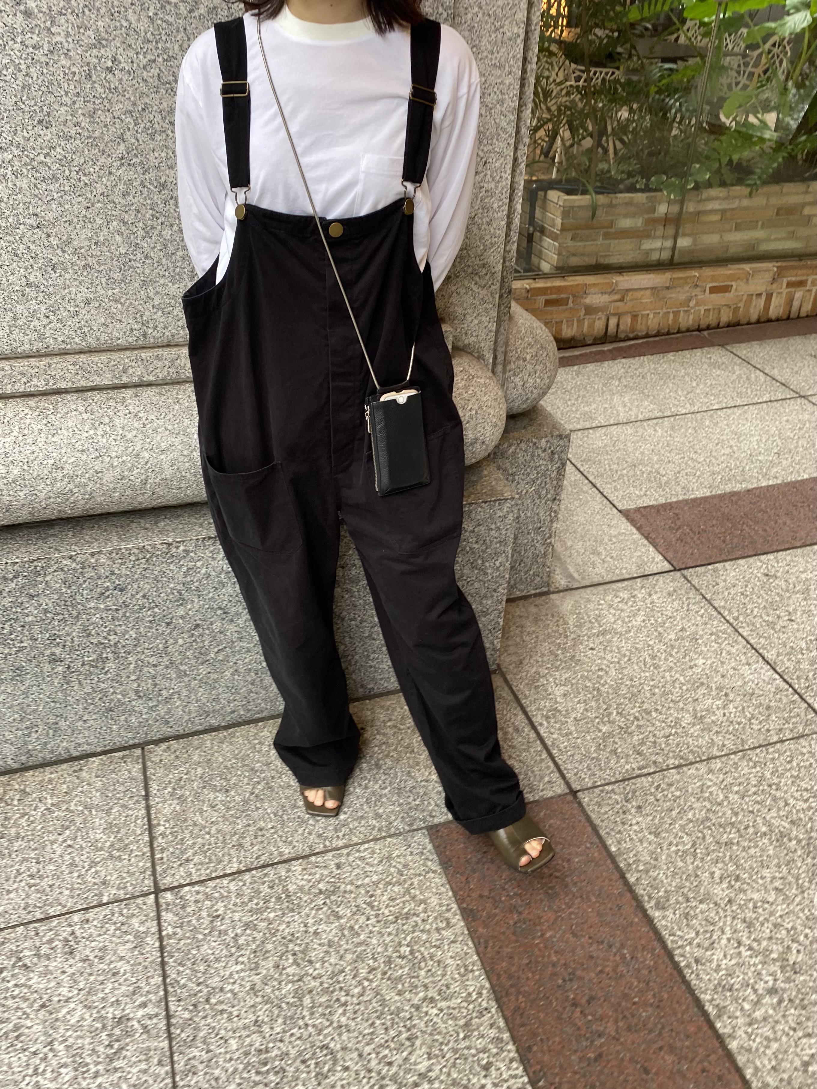 Genderless COMFORT L/S T-SHIRTの着用画像7