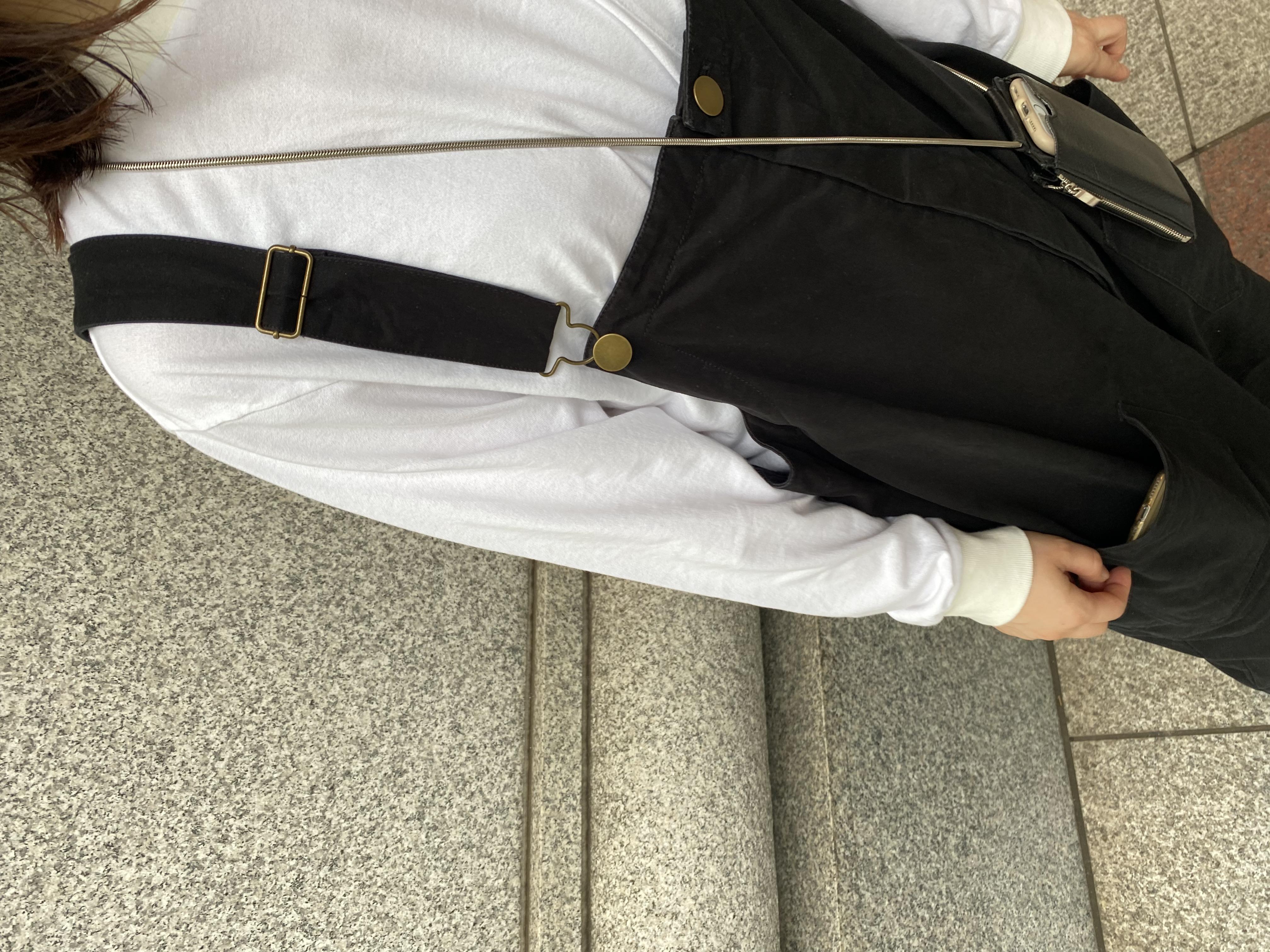 Genderless COMFORT L/S T-SHIRTの着用画像6