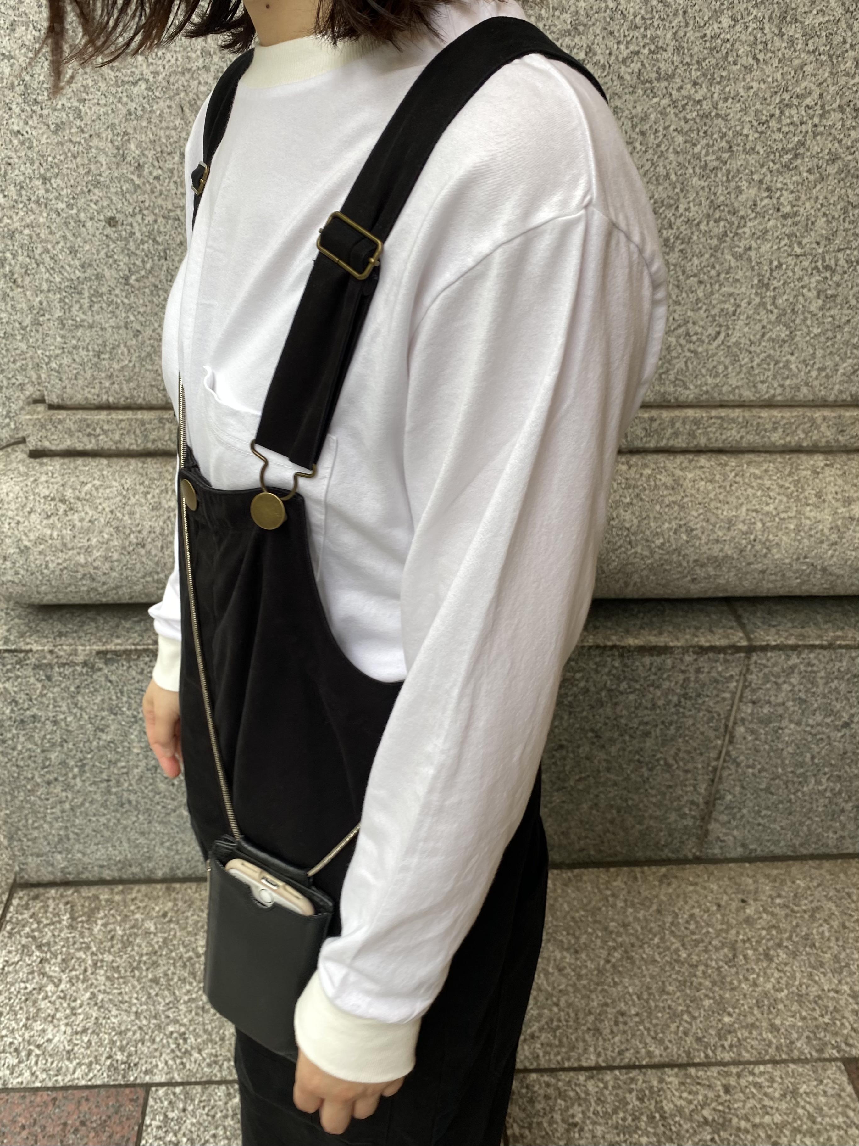 Genderless COMFORT L/S T-SHIRTの着用画像5
