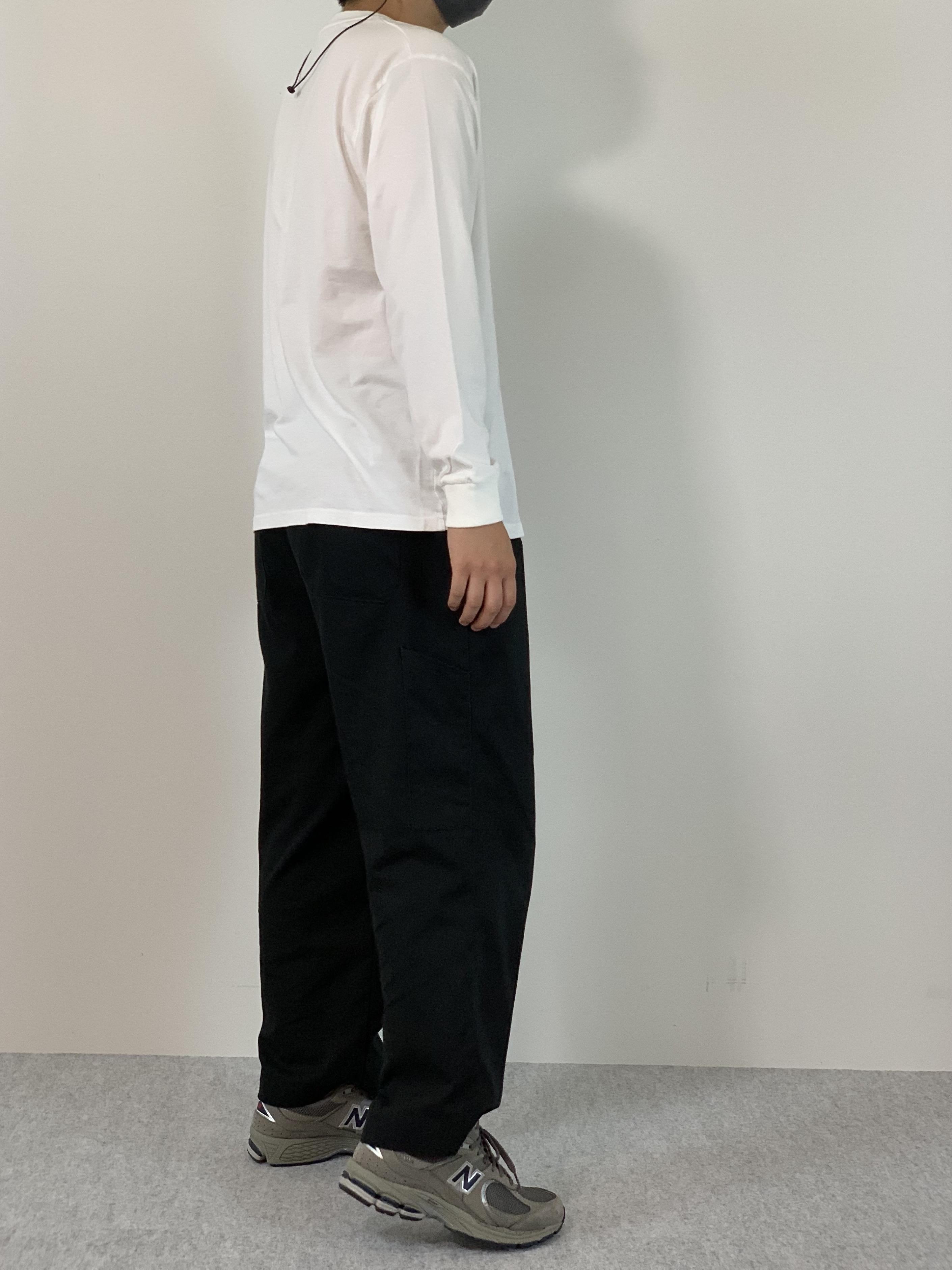 Genderless COMFORT L/S T-SHIRTの着用画像3