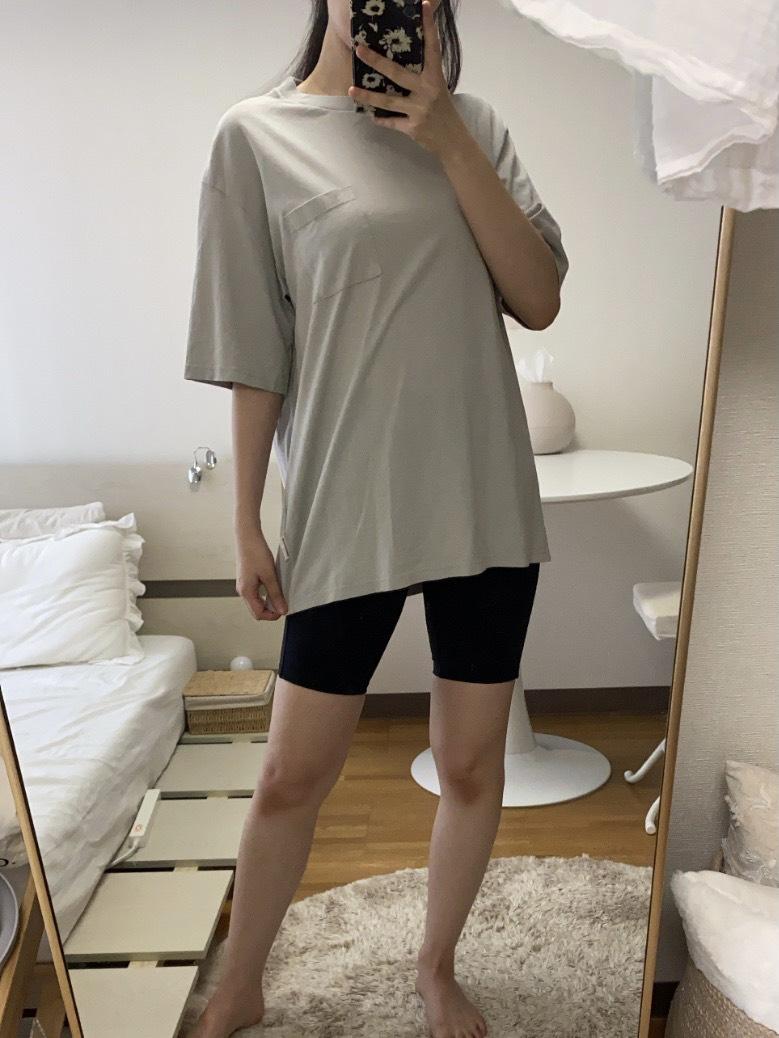 Genderless COMFORT T-SHIRTの着用画像2