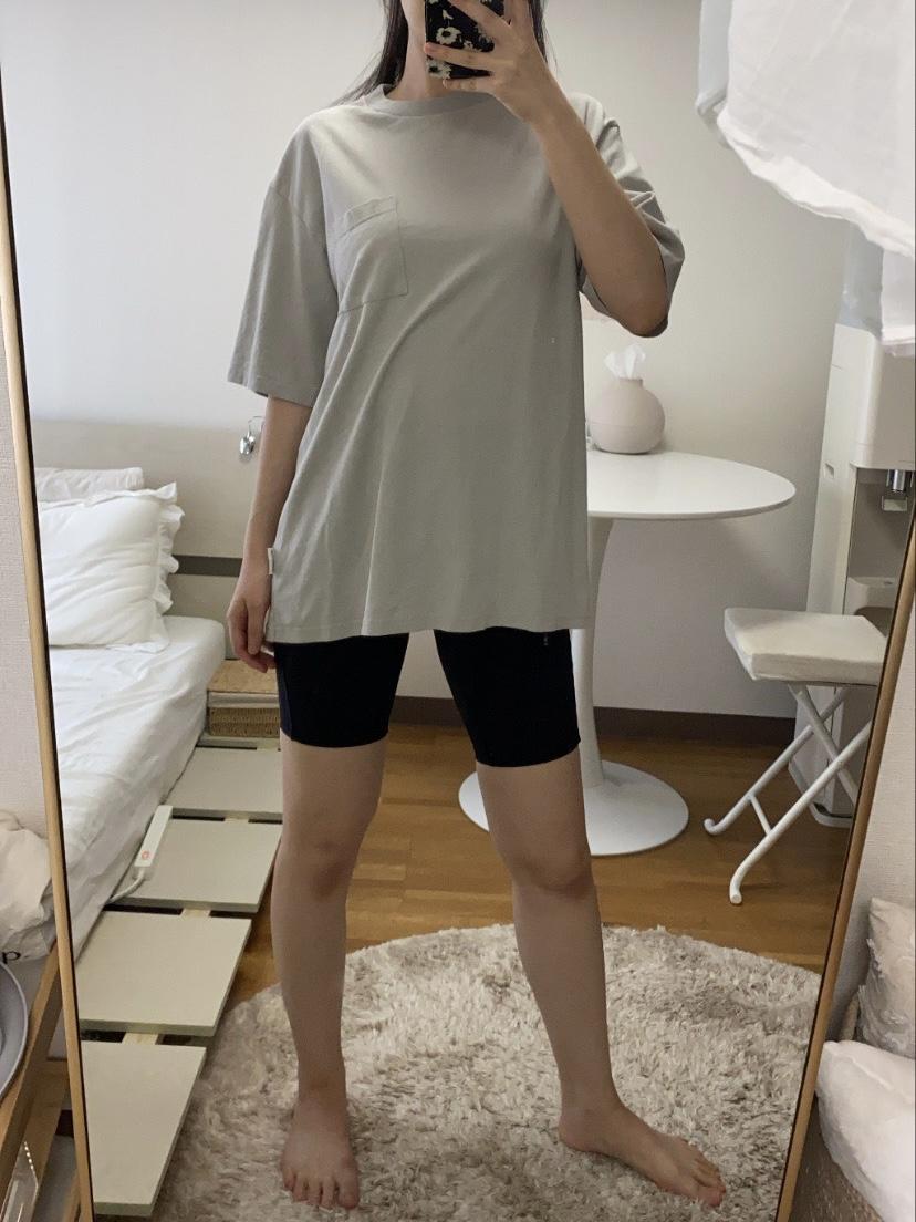 Genderless COMFORT T-SHIRTの着用画像4