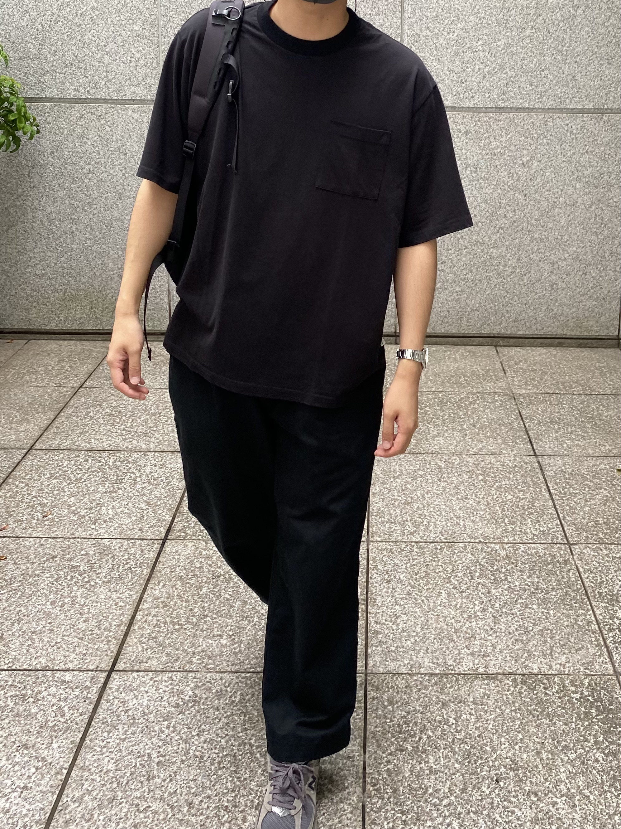 Genderless COMFORT T-SHIRTの着用画像0