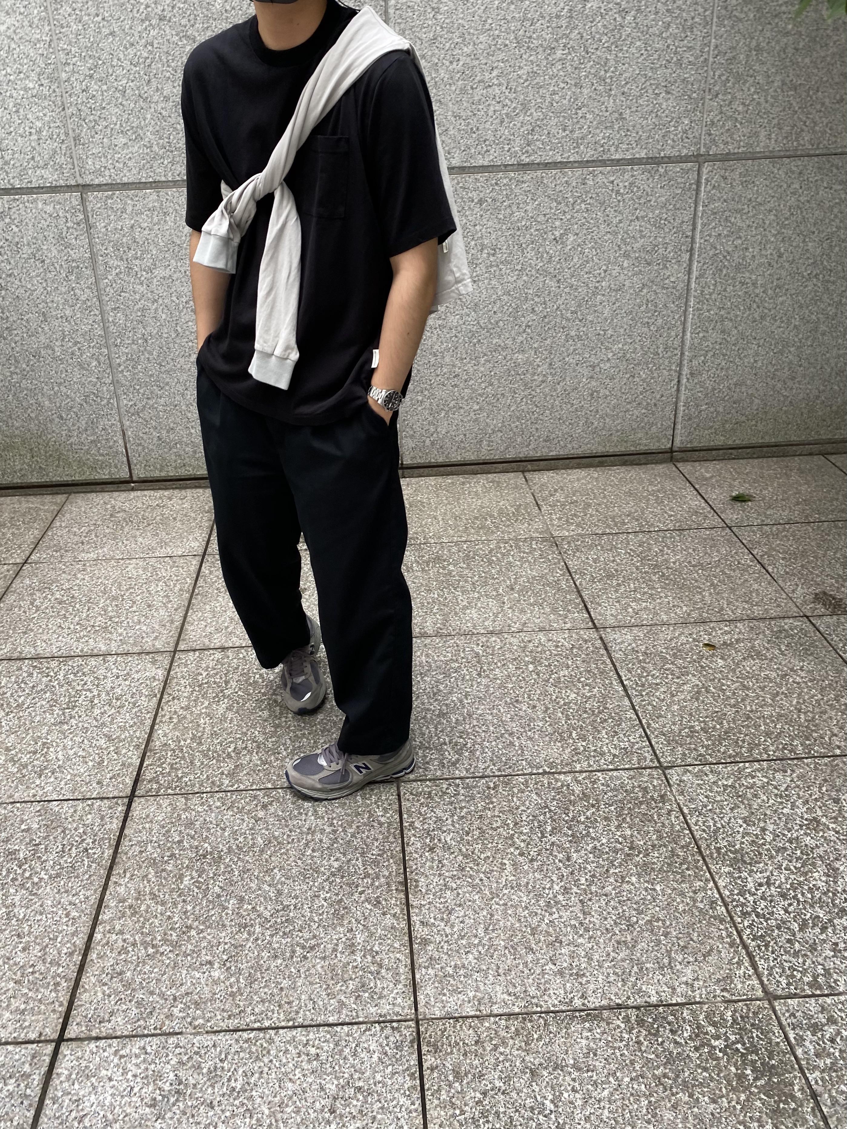 Genderless COMFORT T-SHIRTの着用画像1