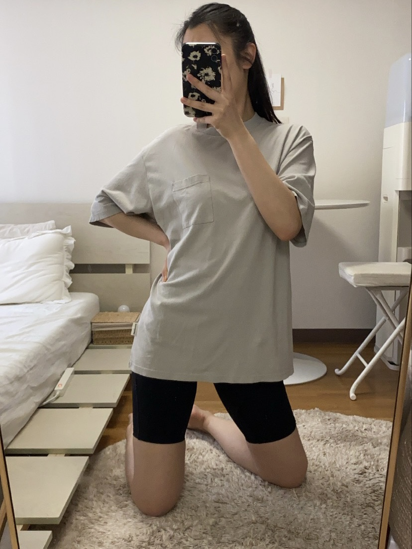 Genderless COMFORT T-SHIRTの着用画像10