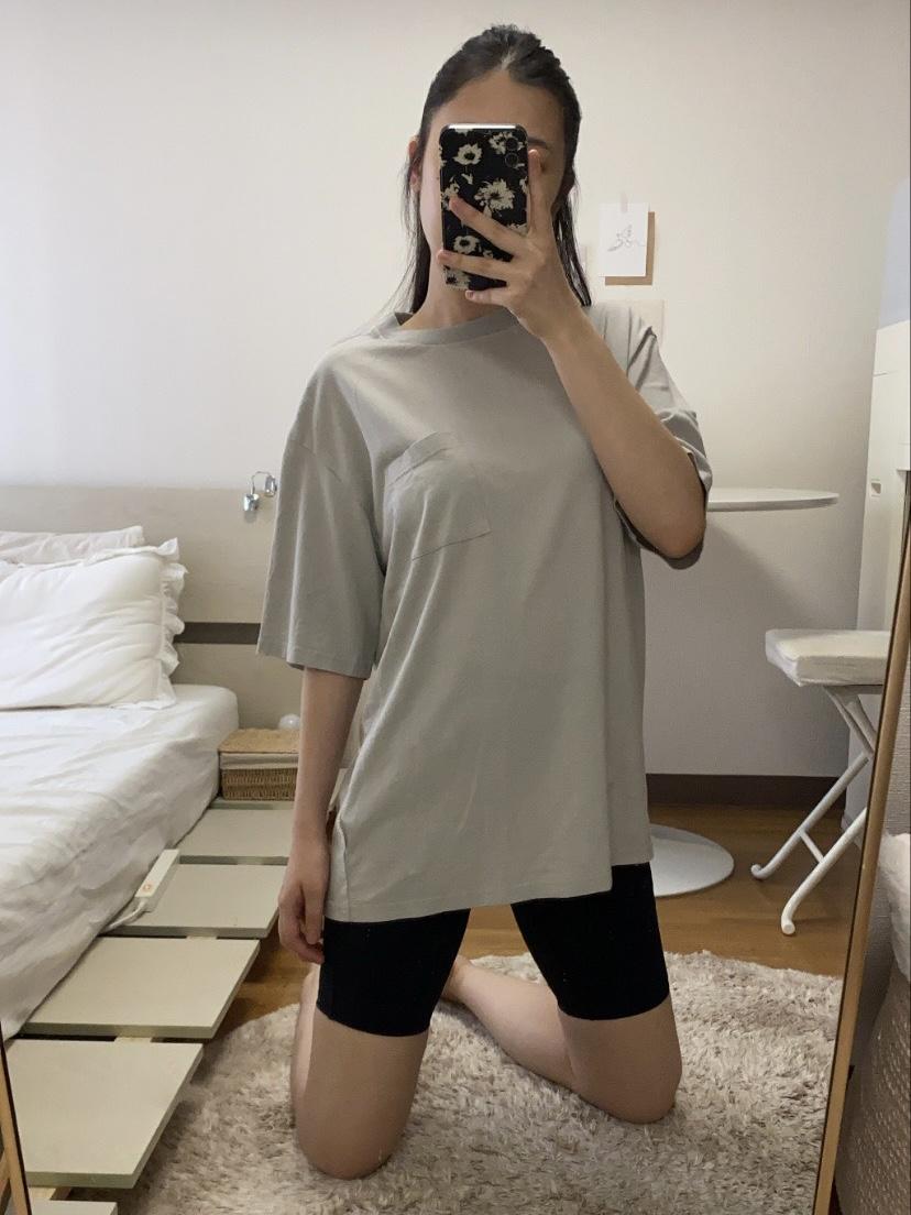 Genderless COMFORT T-SHIRTの着用画像11