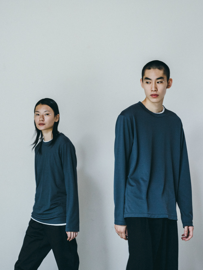 Genderless PERFECT L/S T-SHIRTのサムネイル3
