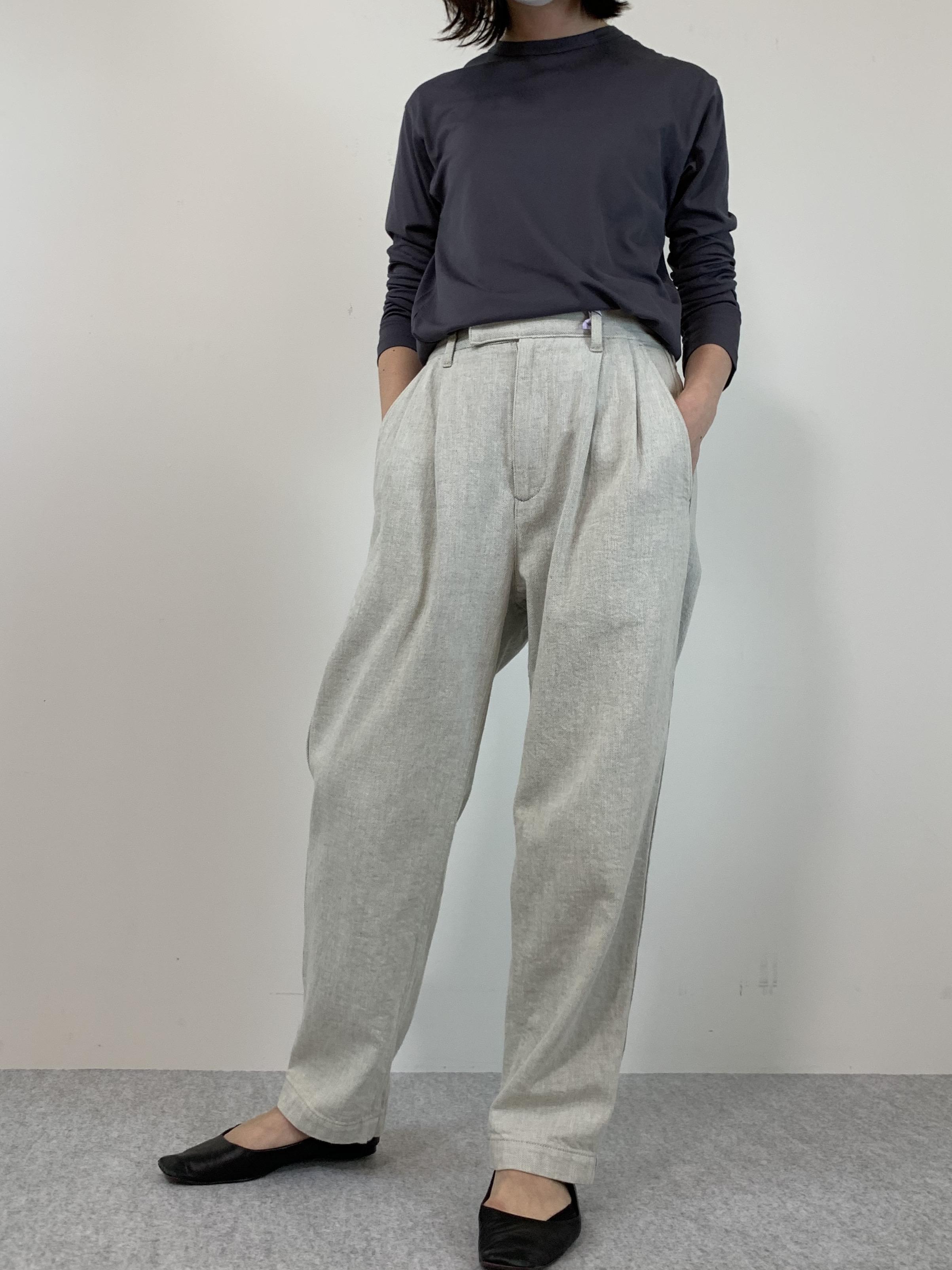 Genderless PERFECT L/S T-SHIRTの着用画像5