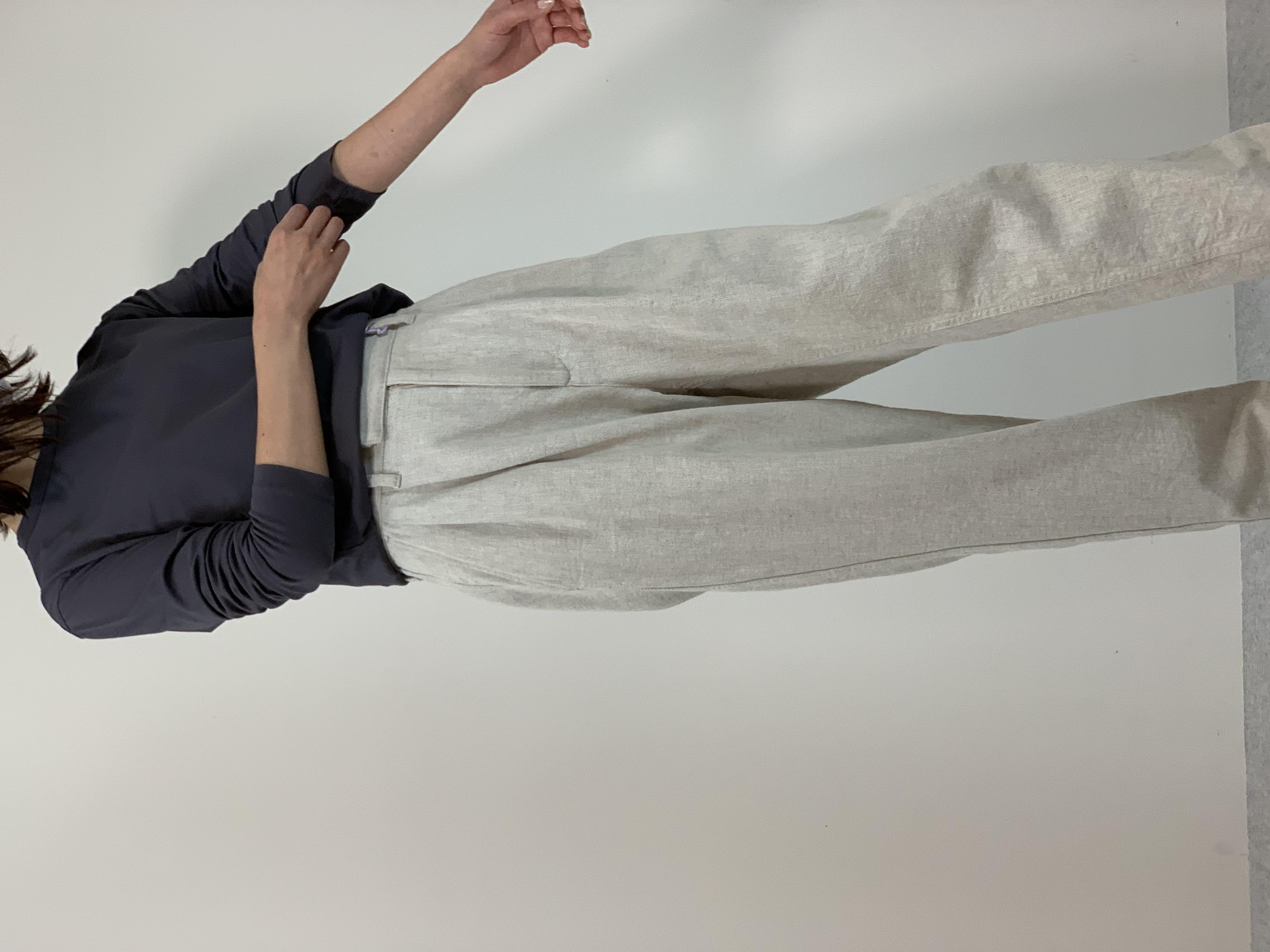 Genderless PERFECT L/S T-SHIRTの着用画像4