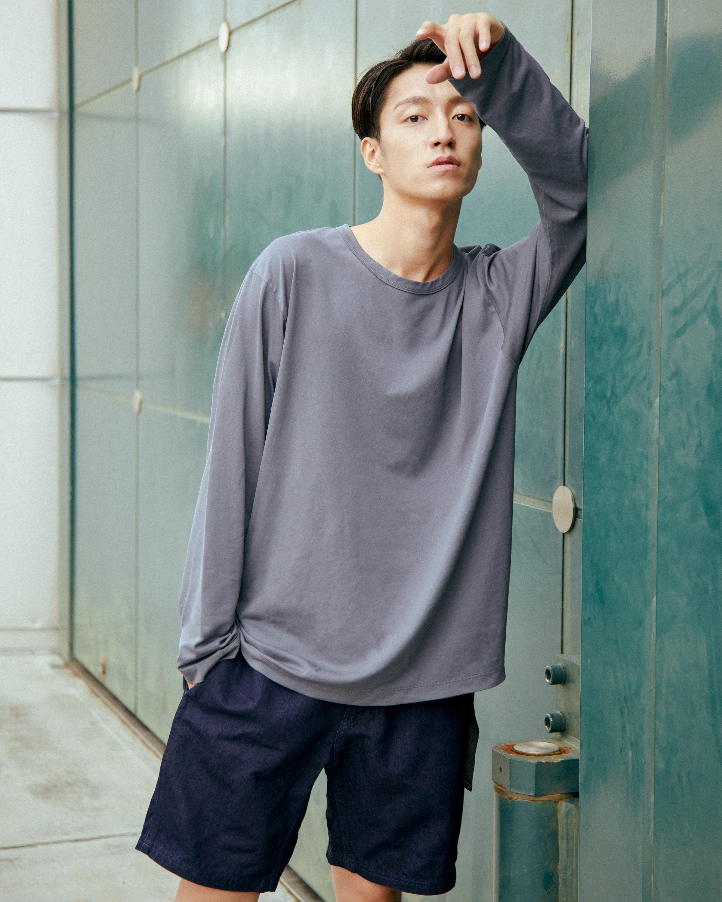 Genderless PERFECT L/S T-SHIRTのサムネイル10