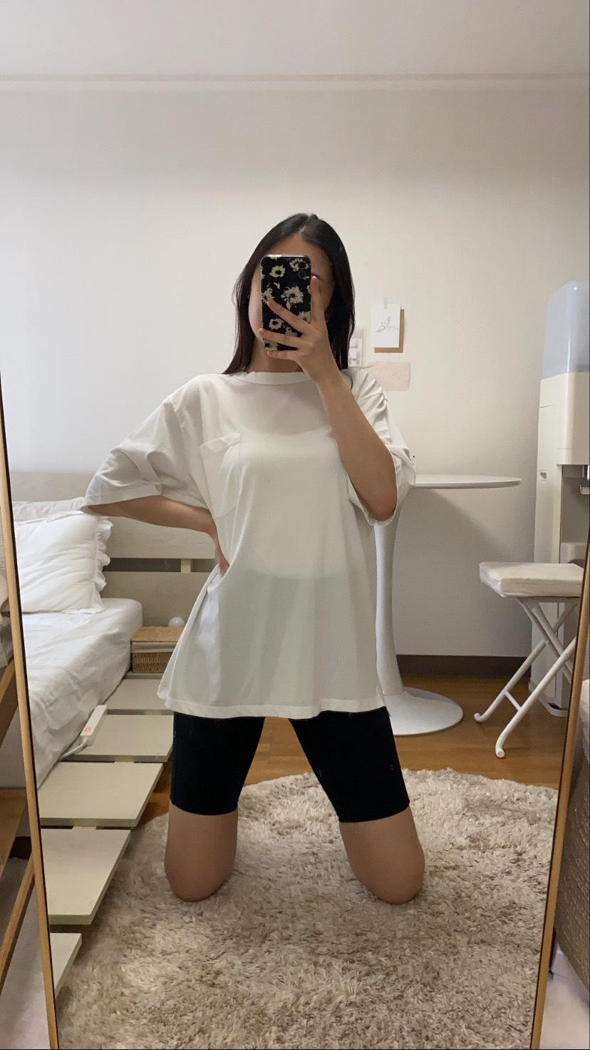 Genderless PERFECT T-SHIRTの着用画像3