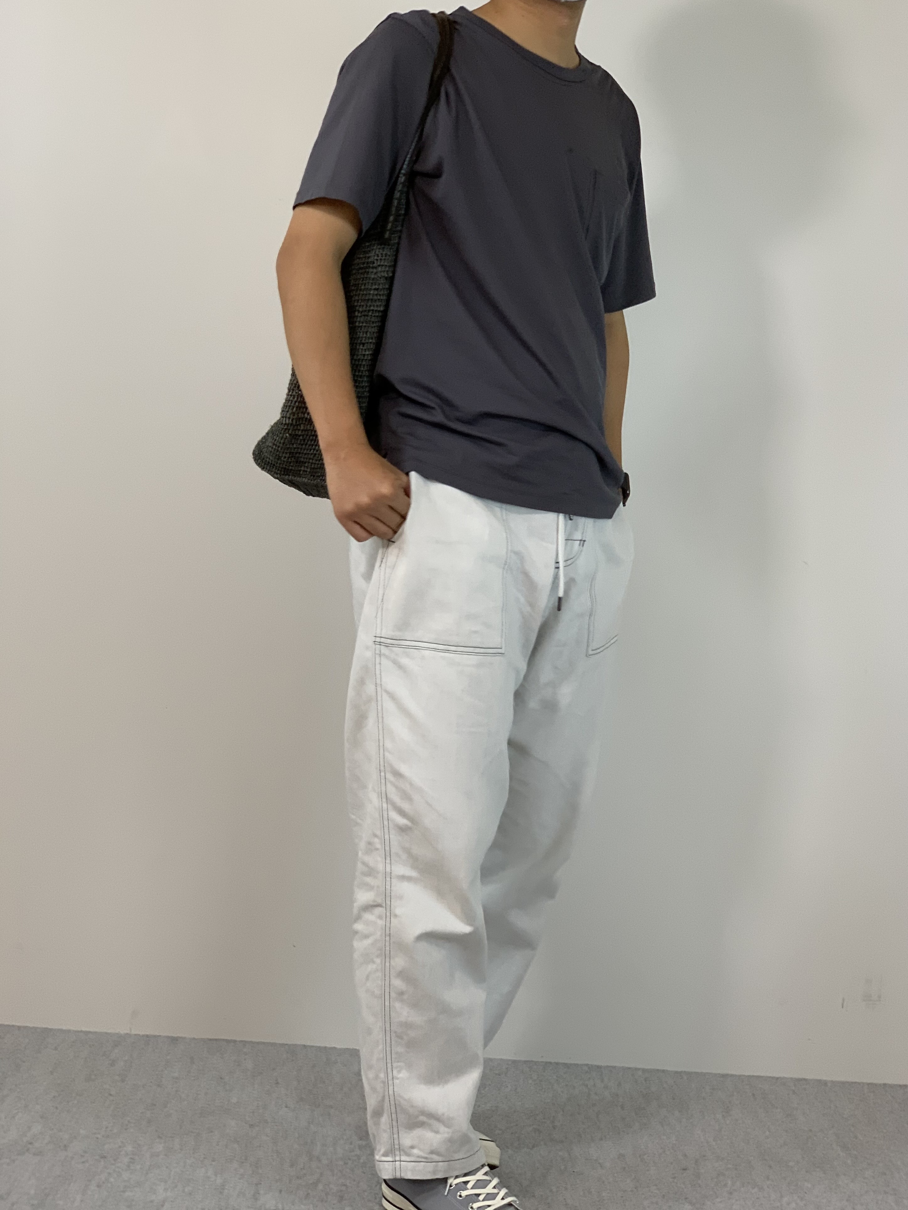 Genderless PERFECT T-SHIRTの着用画像1