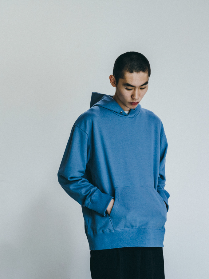 Genderless FRENCH TERRY P/O HOODYのサムネイル2