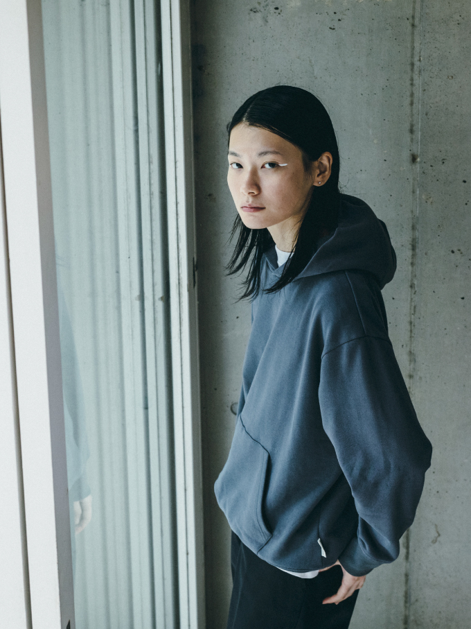 Genderless FRENCH TERRY P/O HOODYのサムネイル1