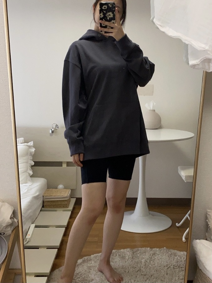 Genderless FRENCH TERRY P/O HOODYのサムネイル10