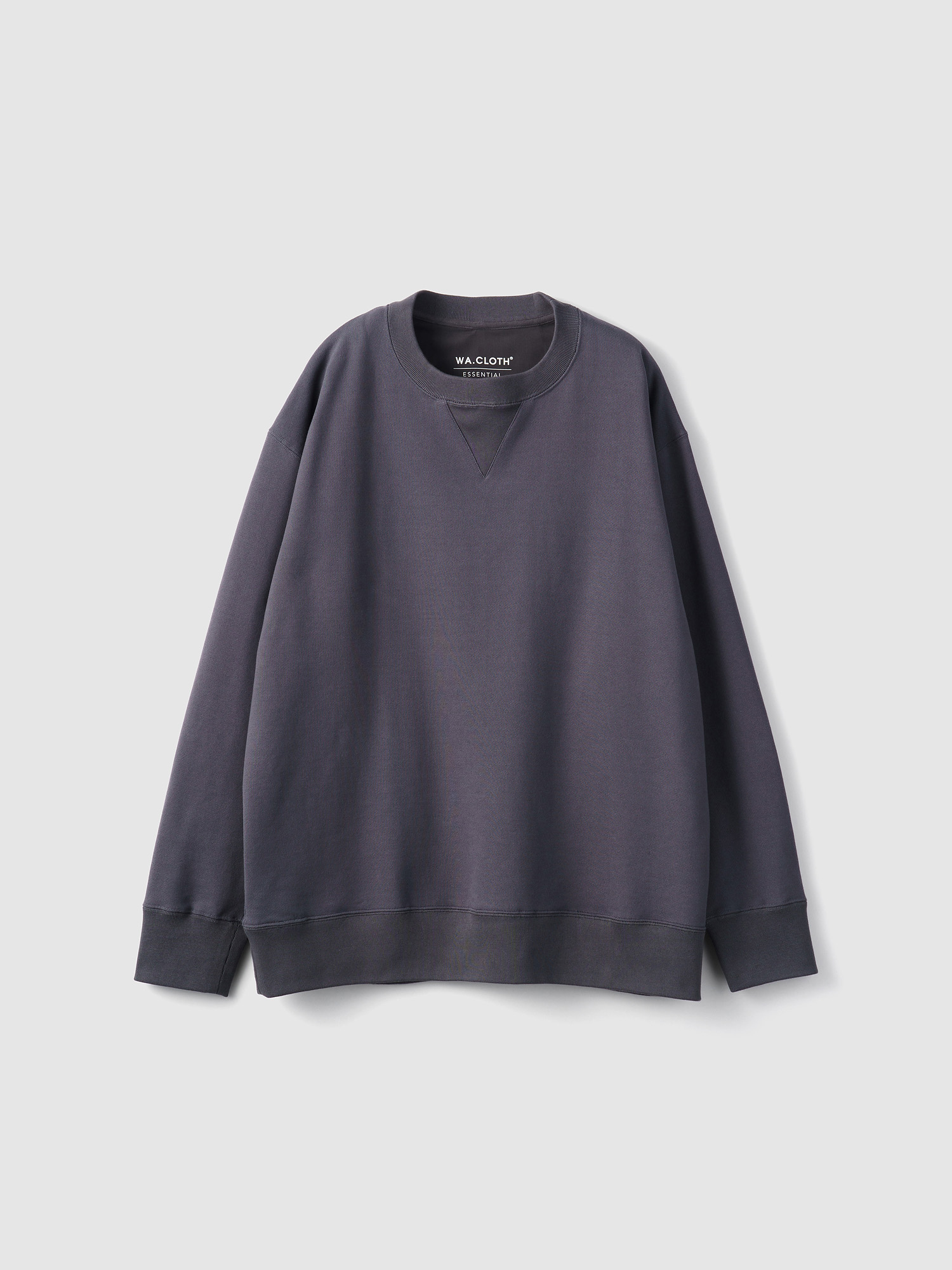 Genderless FRENCH TERRY CREWのサムネイル4