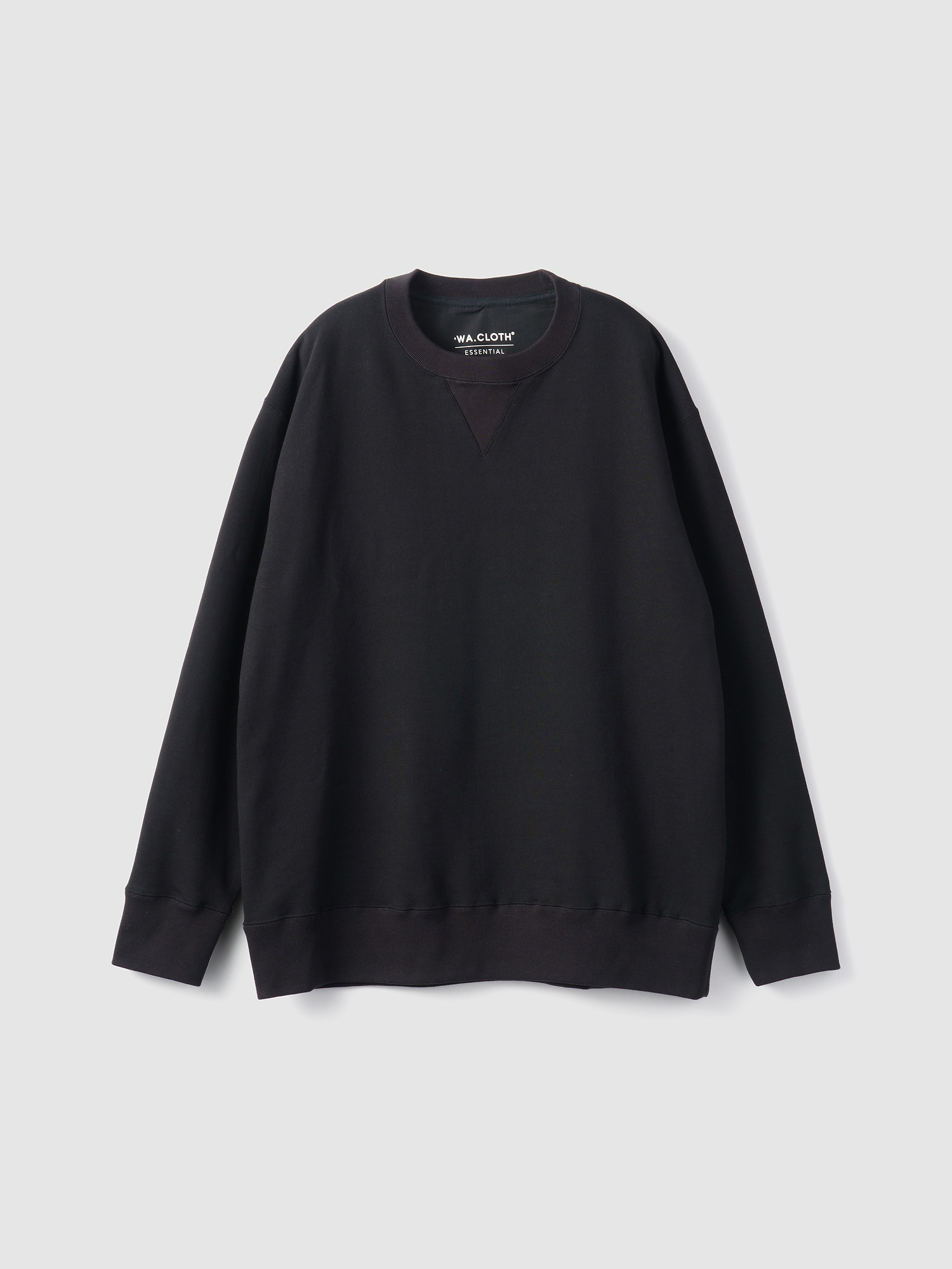 Genderless FRENCH TERRY CREWのサムネイル0